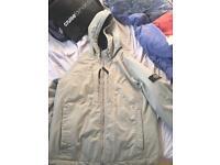 Stone island jacket size 16