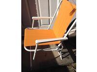 Folding Portable Beach and Garden Chair