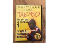 Tae Bo fitness dvd