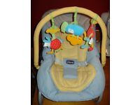 CHICCO RELAX & PLAY ROCKER/BOUNCER