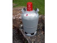 German Propane Gas Bottle