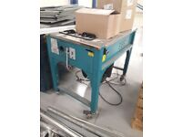 Semi-Automatic Box Strapping Machine 6mm to 15.5mm Strap