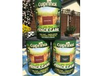 5 litres Cuprinol shed/fence/wood paint