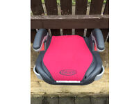 Kids car seat booster at £10, no time wasters please
