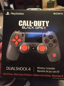 Call of duty black ops 3 PS4 controller
