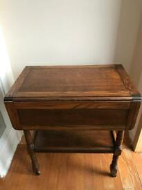 Small Leafed Table