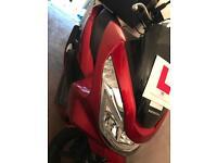 Honda PCX 125cc Red 2016