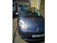 Citroen C4 Grand Picasso (7 seater) SPARES & REPAIRS