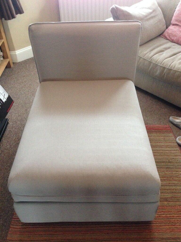 Ikea vallentuna single sofa bed in st george bristol for Single bed sofa ikea