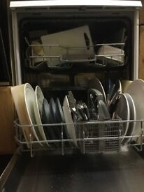 Bosch Classixx Dishwasher, used but fully functional and in good condition.