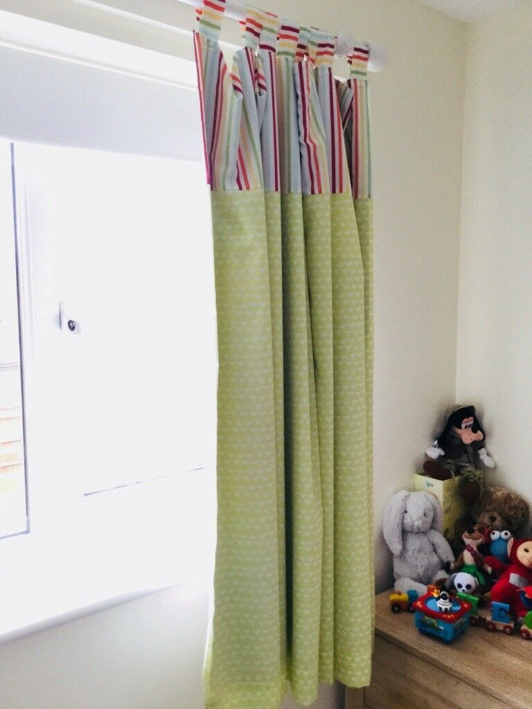 NEXT Jungle Brights Blackout Curtains
