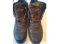 Meindl vakumm hiking boots good all round condition size 11