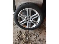 Vauxhall Alloy wheel