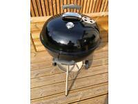 Weber Original Kettle BBQ Black 57cm and cover