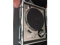 Technics 1200 mk2's