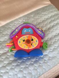 Fisher price click toy