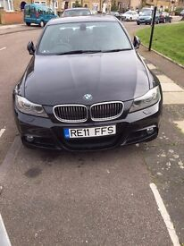 BLACK BMW 3 SERIES AUTO