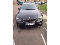 BLACK BMW 3 SERIES AUTO