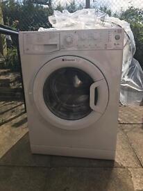 6kg hotpoint washer