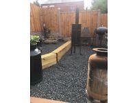 Log Burner / Fire Pit / Chimenea