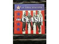 THE CLASH LIVE AT THE SHEA STADIUM