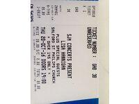 Lisa Hannigan concert in Manchester 20.10.16
