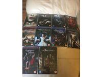 DVD Boxset Bundle
