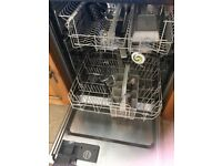 Zanussi Integrated Dishwasher