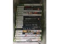 Variety Xbox360 games