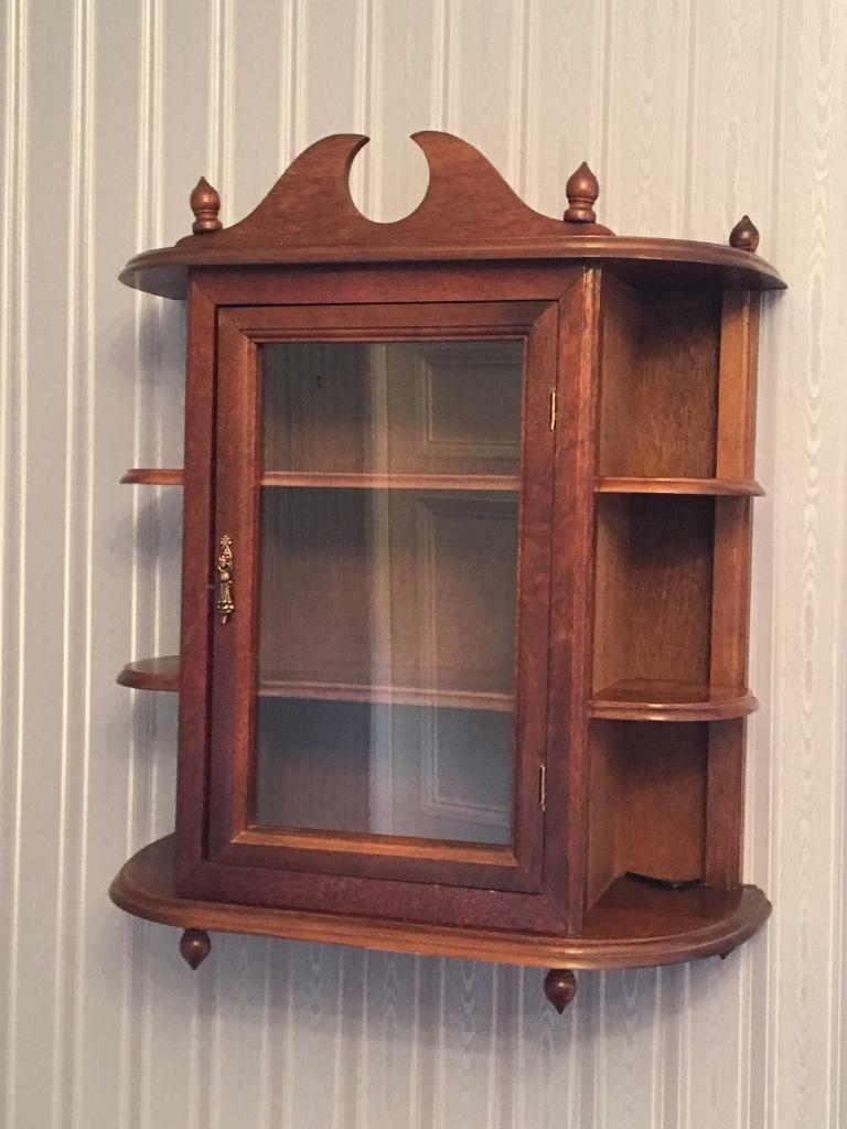 Small Wall Display Cabinet In Inverness Highland Gumtree