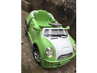 Battery powered Car, kids mini