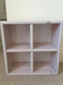 Flexa wall shelf