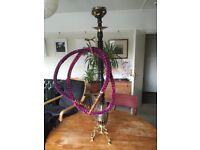 Beautiful Antique Shisha Pipe