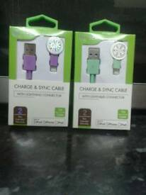 Charge&sync cable for apple ptoducts