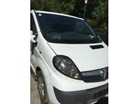 Vauxhall vivaros breaking all parts available. Uk delivery