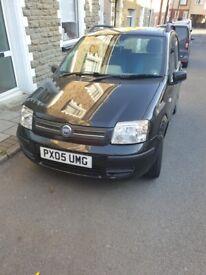 image for Fiat, PANDA, Hatchback, 2005, Manual, 1242 (cc), 5 doors