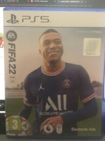 PS5 FIFA 22 - Excellent Condition
