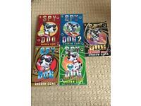 Andrew Cope 5 Spy Dog books