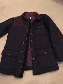Boys joules coat