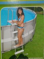 Above Ground Pool Ladder NEW IN BOX