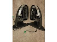 Volvo XC60 2017 Car Wing Mirrors (Pair) with indicators