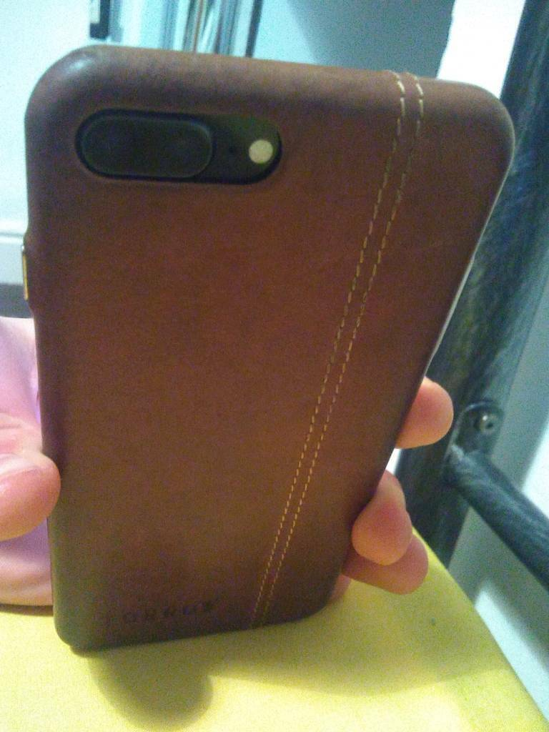 quality design ce7aa 1682e Torro iphone 8 plus Leather Case | in Wolverhampton, West Midlands | Gumtree