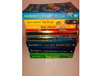 A Collection of David Walliams Books
