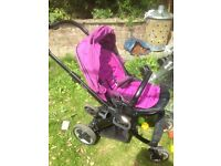 Oyster buggy with lots of extras