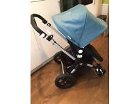 BUGABOO CAMELEON 3 With Footmuff & Raincover
