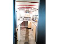 Catering trailer, 10ft x 6ft, very clean and tidy, gas and electric, all in photos included,