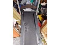 Treadmill for sale.