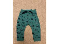 9-12 months baby boy trousers
