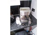 Delonghi espresso machine & grinder