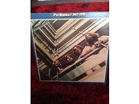 BEATLES Vinyl records...£20
